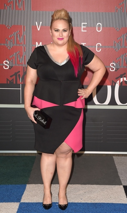 Rebel Wilson.