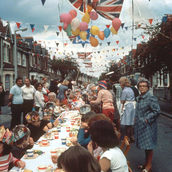 FLAG DAY, 1977: The anniversary was marked