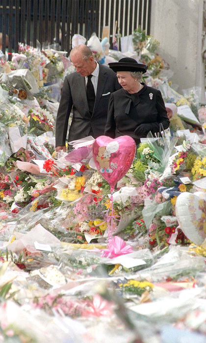 DEATH OF A PRINCESS, 1997: The shock that met the news on Aug. 31, 1997, that Diana, Princess of Wales, had died in a car crash was immense – and the public response unprecedented. In a demanding situation for which there was no historical blueprint, the Queen's words and actions fitted the needs of the time with grace.