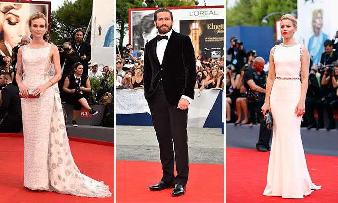 0df8ff43bc38 Venice Film Festival 2015  All the best red-carpet fashion