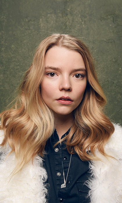 "WHO: Anya Taylor-Joy  FILM: ""The Witch""  ONE TO WATCH: Dubbed the ""breakout star"" at this year's Sundance Film Festival by ""Vanity Fair,"" Miami-born, England-raised Anya delivers a frighteningly superb performance in the horror movie, ""The Witch."" At only 19 years of age, the blond beauty has already captured the attention of Hollywood's biggest filmmakers, including Ridley Scott's son Luke, who tapped her to star in his upcoming science fiction thriller ""Morgan.""