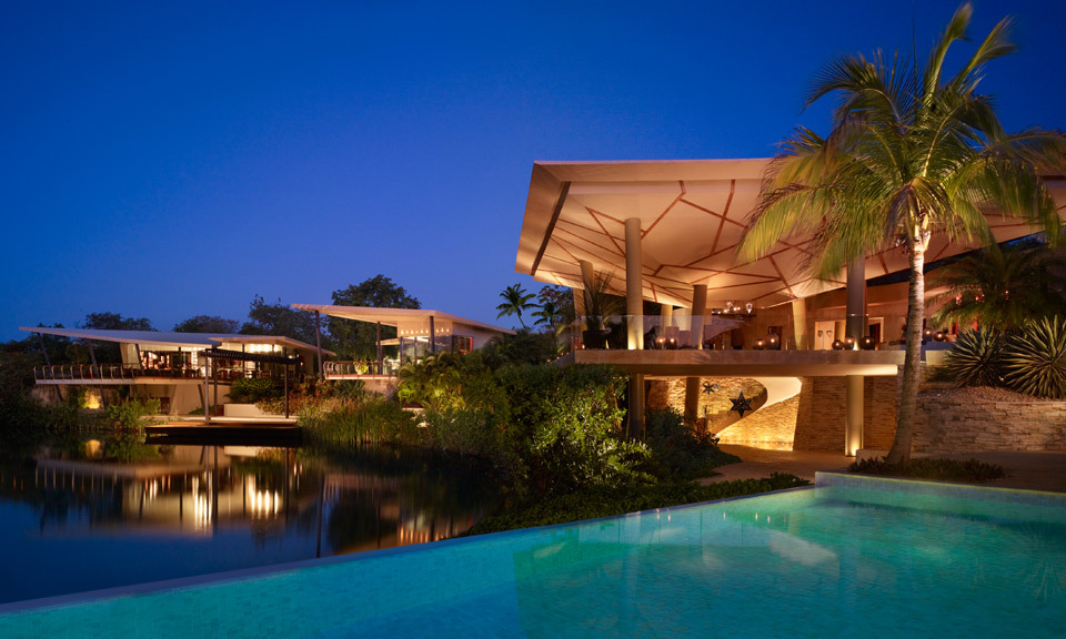 Photo: © Rosewood Mayakoba Resort