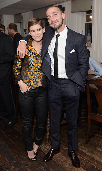 Kate Mara and Shia LaBeouf