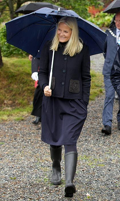 Princess Mette-Marit of Norway