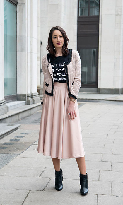 Jacket: Zara