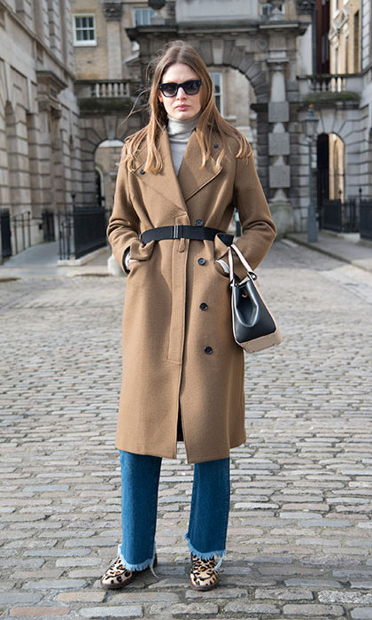 Coat: Dagma
