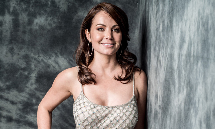 Erica Durance on motherhood and advice for her 'Saving ...
