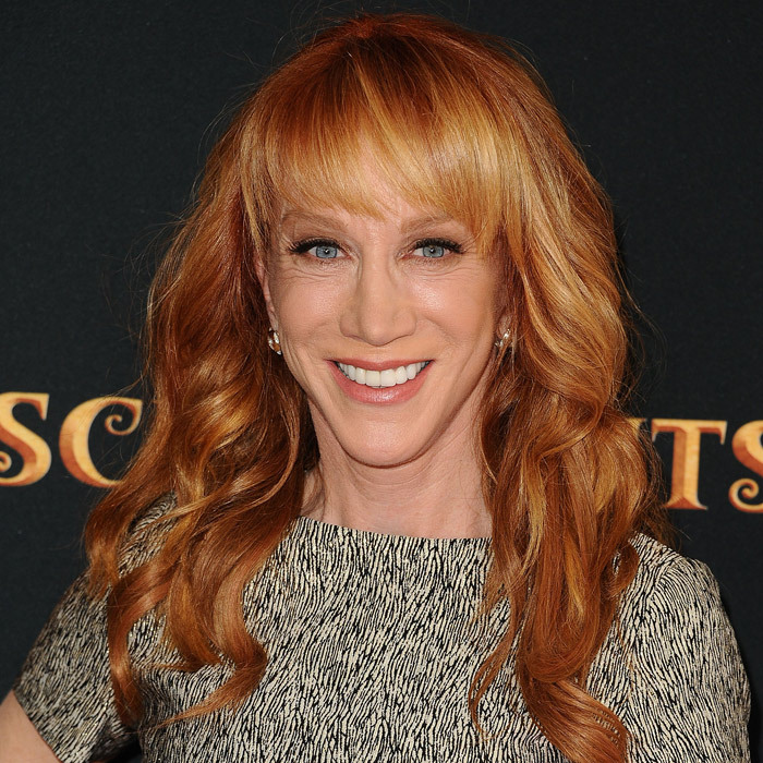 Funny lady Kathy Griffin got serious in 2008 when she officiated the marriage between her friends Brian Anstey and Elka Shaprio. The wedding was recorded for her show My Life on the D-List.