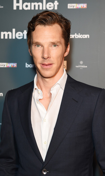 London-based barrister Rob Rinder called on his old friend from Manchester University, Benedict Cumberbatch, to oversee his wedding to longtime boyfriend Seth Cumming in 2013.
