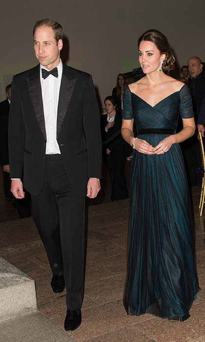 As the Duchess of Cambridge, née Kate Middleton, prepares to attend her first ever state banquet at Buckingham Palace on Tuesday, we take a look back at her best sartorial choices from past high profile events...