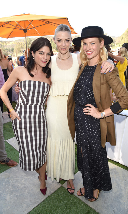 Selma Blair, Jaime King and January Jones.