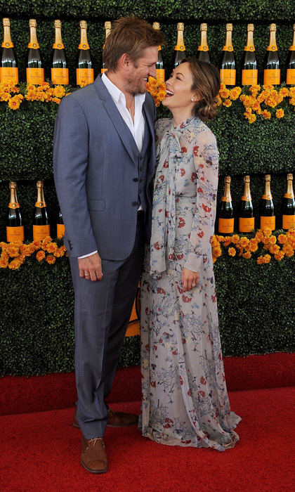 Curtis Stone and Lindsay Price.