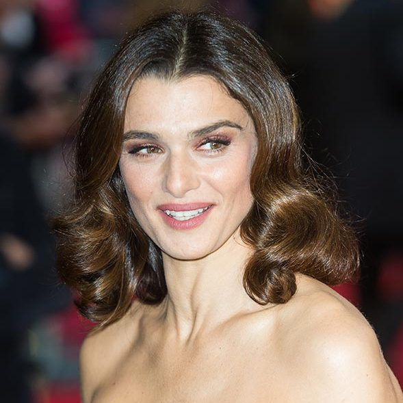 Rachel Weisz channelled old Hollywood glamour on the Youth red carpet with gorgeous curls and metallic eye make-up.