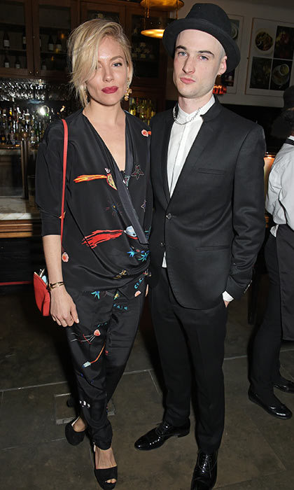 Sienna Miller and her fiancé Tom Sturridge called off their engagement in the summer of 2015. After splitting amicably, the couple of four years is now concentrating on co-parenting their three-year-old daughter Marlowe.