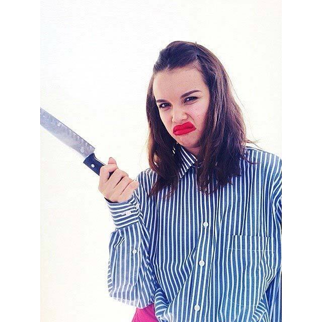 Ingrid Nelsen as Miranda Sings.
