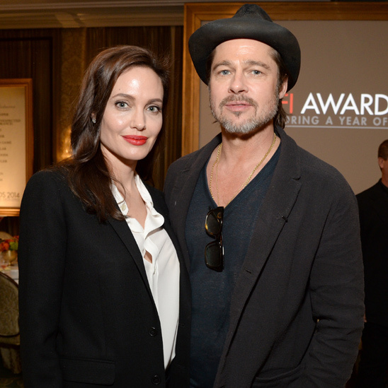 Angelina and Brad were candid about their family, marriage, her health and reuniting on screen.