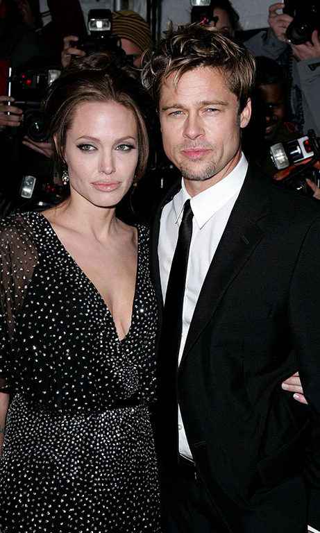 December 2006: Having taken a break from the public eye in the early days of their whirlwind romance, Brad and Angelina were already parents of three – Maddox, Zahara and daughter Shiloh, born earlier that year – by the time they returned to the spotlight for the premiere of 'The Good Shepherd' in New York City. 
