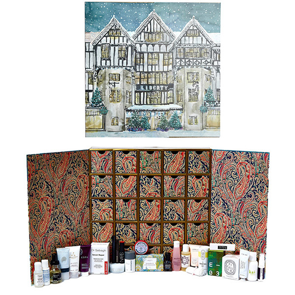 Liberty London Bath and Body, $300, <em>liberty.co.uk</em> 