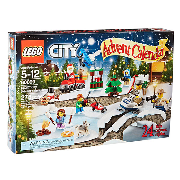 LEGO City Advent Calendar, $40, <em>walmart.ca</em> 