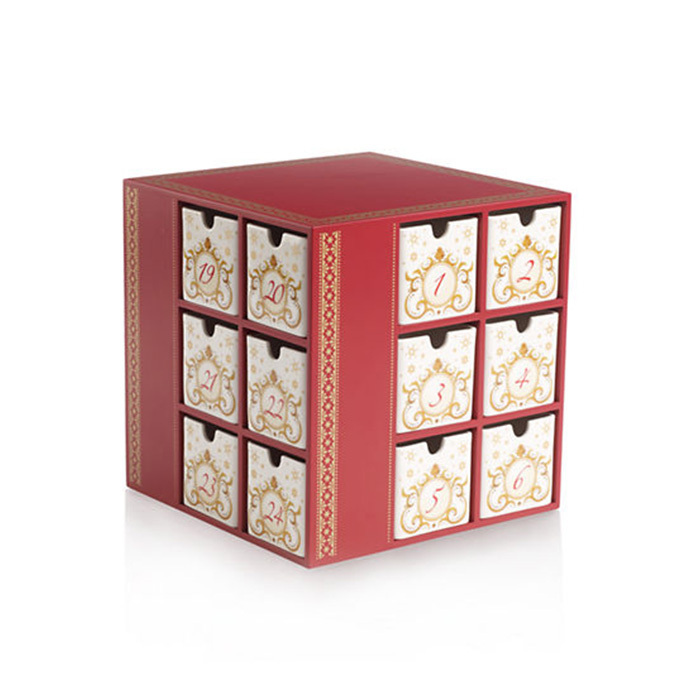 VILLEROY & BOCH Advent Calendar, $357, <em>thebay.com</em> 