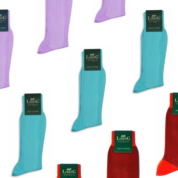 Eye-Catching Socks, $16. For more info, visit loding.ca. 
