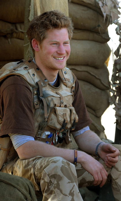 Prince Harry fought to join his team on the front lines in Afghanistan. The popular prince recently ended his 10-year military career and is now focusing on charitable efforts.