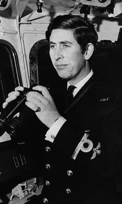 The Prince of Wales formerly served as a sub-lieutenant on the bridge of a Royal Navy Frigate. He also embarked on routine patrols and exercises around the West Indies.
