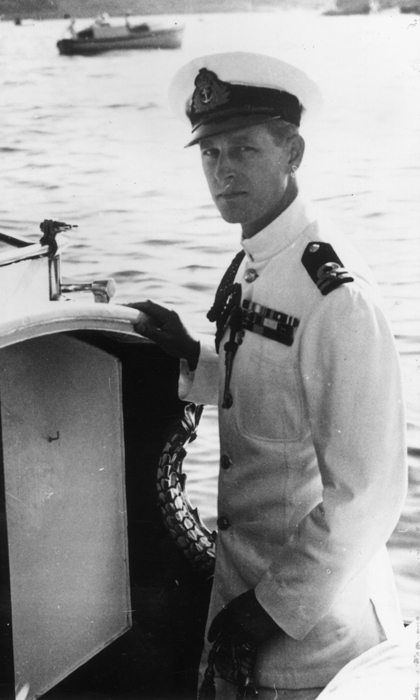 Prince Philip embarked on a very successful naval career in 1939. When his wife was still Princess Elizabeth the newlyweds even lived at his Maltese naval base for periods of time, rather than a royal residence. He stepped down from his duties in 1952 following the death of his father-in-law, King George VI, in order to help his wife adapt to life as a Queen. 