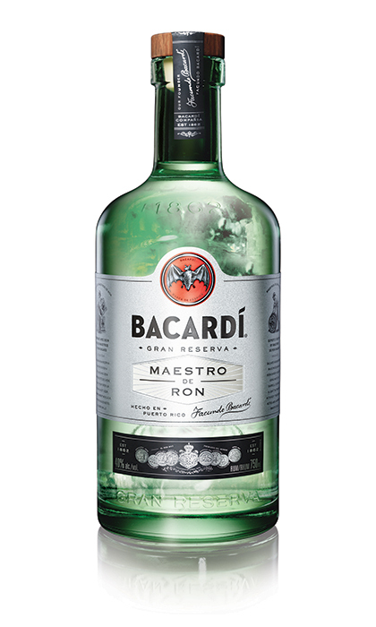 Personally Engraved Bacardi Maestro Bottle, $30, (includes complimentary engraving)