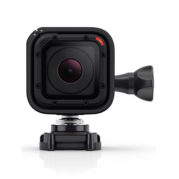 GoPro Hero4 Session Camera, $390, sportinglife.ca. 