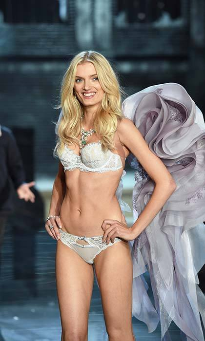 Lily Donaldson wins for prettiest wings ever!
