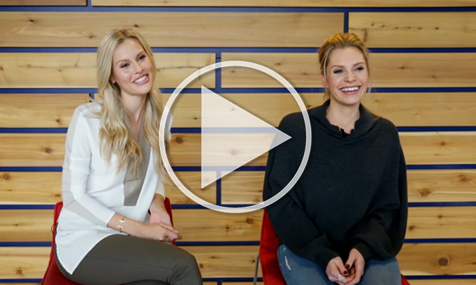 Angela Price: Martine Forget And Angela Price Spill Secrets From 'Hockey