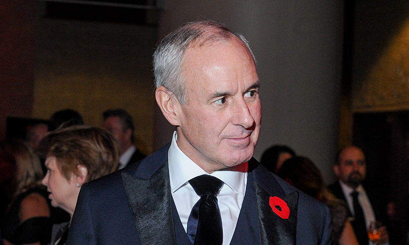 Ron MacLean