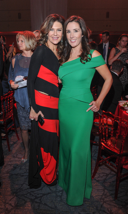 Wendy Crewson and Tamara Moore
