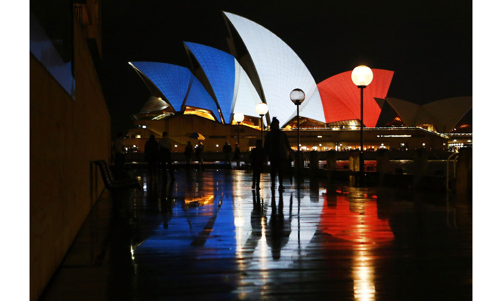 <strong>Sydney Opera House, Australia</strong><br>