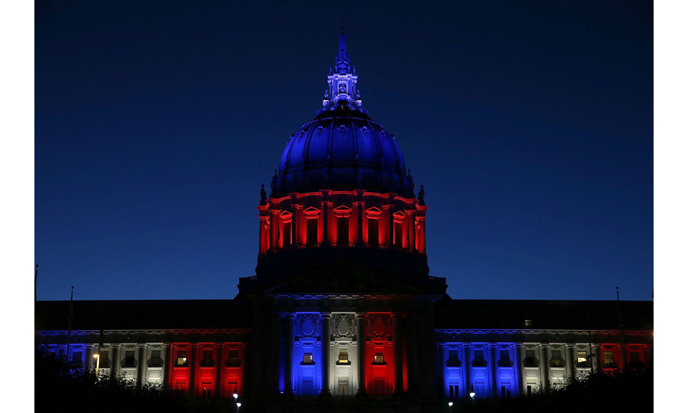 <strong>San Francisco City Hall, California, United States</strong><br>