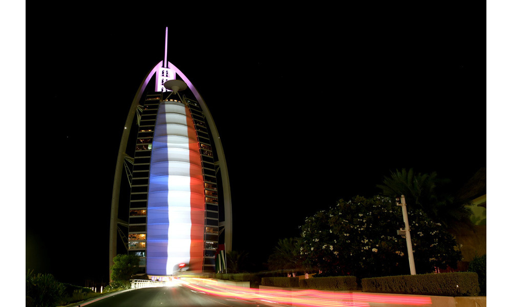 <strong>Dubai, United Arab Emirates</strong><br>