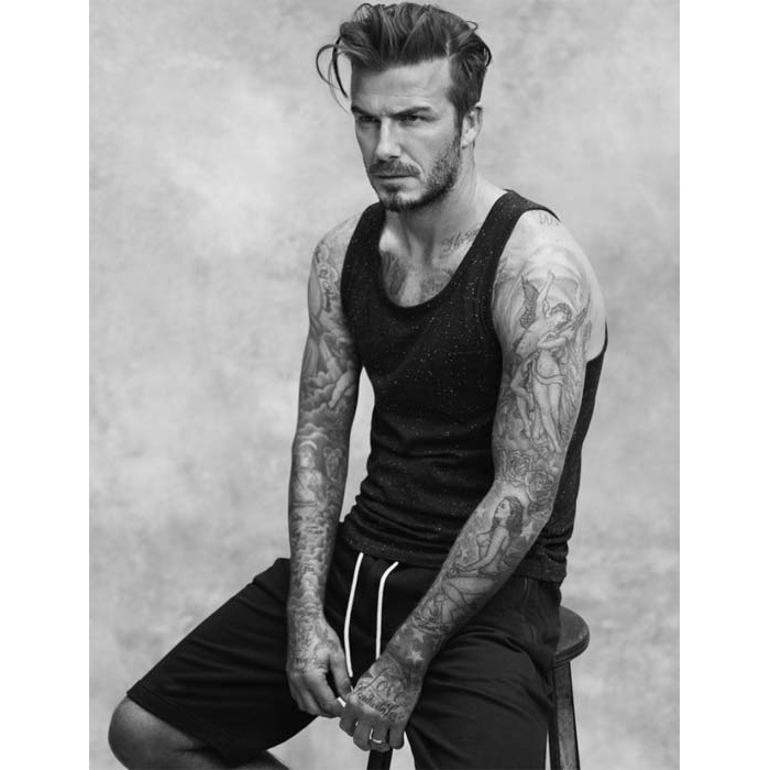 "David Beckham has been awarded the <strong>Sexiest Man of the Year</strong> title by <em>People</em> magazine. Accepting his prize, David joked that ""it's the best moment of my career. I'd obviously like to thank my parents for bringing me into this world. I would like to thank my hairdresser, my stylist, Photoshop.""