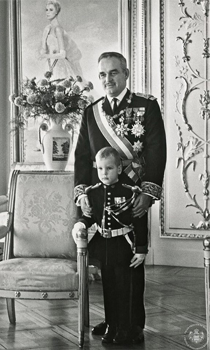 In celebration of Monaco's National Day on Nov. 19, officials have released a selection of never-before-seen photographs of royal children through the years.