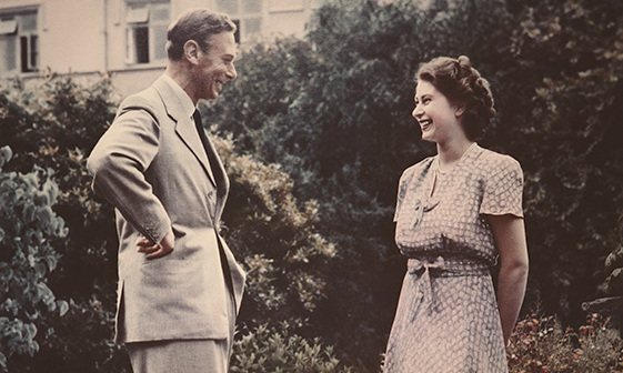 The Sweet Letter King George Vi Gave Elizabeth After Her
