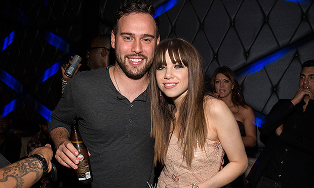 "<p>Carly Rae turned to Justin Bieber's manager Scooter Braun to help her break into the U.S. market. The partnership was a huge success, with Scooter helping Carly to take ""Call Me Maybe,"" which sold more than nine million copies to the top of the charts in more than 37 countries. </p>