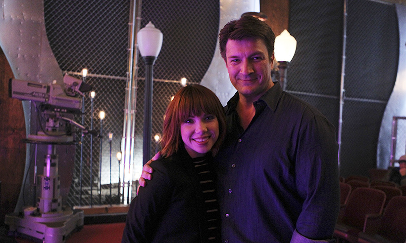 Carly Rae has guest starred on three primetime shows, including <em>Castle</em>, with fellow Canadian Nathan Fillion, <em>90210</em> and <em>Shake It Up</em>. Her next television gig will be the role of Frenchy in the small-screen adaptation of <em>Grease</em>.</p>