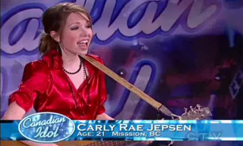 "<p>In 2007, the then-21-year-old singer beat thousands of wannabes to secure a place in the top <em>22 finalists</em> on season 5 of <em>Canadian Idol</em>. After 13 weeks of performances, including memorable renditions of songs like ""Torn"" by Natalie Imbruglia and Melissa Etheridge's ""Come to My Window,"" Carly Rae finished the competition in third place. </p>