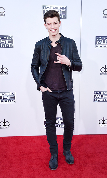 <p>Shawn Mendes.</p>