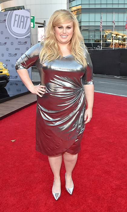 <p>Rebel Wilson.</p>