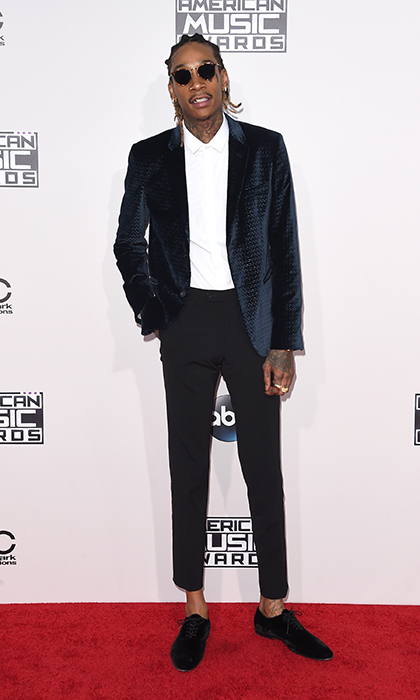 <p>Wiz Khalifa.</p>