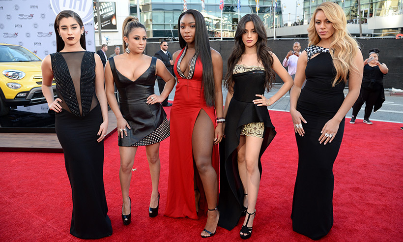 <p>Fifth Harmony.</p> 