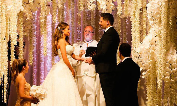 Sofia Vergara Wedding.All The Photos From Sofia Vergara And Joe Manganiello S Wedding