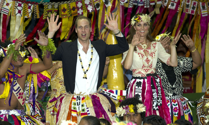 Quiz: How much do you know about royal tours?