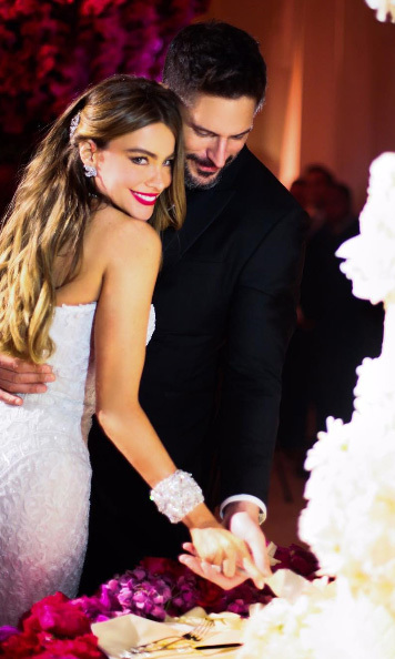 Sofia Vergara Wedding.Flashback All The Photos From Sofia Vergara And Joe Manganiello S